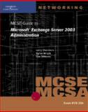 MCSE Guide to Microsoft Exchange Server 2003 Administration
