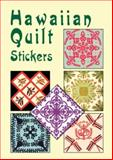 Hawaiian Quilt Stickers, Marty Noble, 048643267X