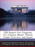 Crs Report for Congress, Bill Canis, 1294272675