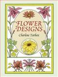 Flower Designs, Charlene Tarbox, 0486282678