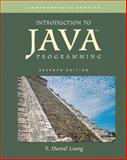 Introduction to Java Programming, Liang, Y. Daniel, 0136012671