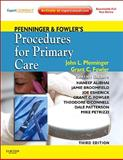 Pfenninger and Fowler's Procedures for Primary Care, Pfenninger, John L. and Fowler, Grant C., 0323052673