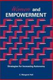 Women and Empowerment : Strategies for Increasing Autonomy, Hall, C. Margaret, 1560322675