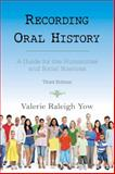 Recording Oral History 3rd Edition