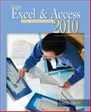 Using Excel and Access for Accounting 2010 (with Student Data CD-ROM) 3rd Edition