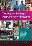 Teaching and Training in Post-Compulsory Education, Armitage, Andy and Flanagan, Karen, 0335222676