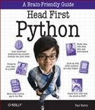 Head First Python, Barry, Paul, 1449382673