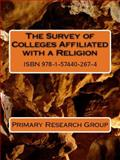 The Survey of Colleges Affiliated with a Religion, Primary Research Group, 1574402676
