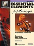 Essential Elements 2000 for Strings, Robert Gillespie and Pamela Tellejohn Hayes, 0634052675