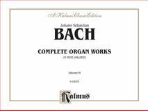 Bach Complete Organ Works, Johann Sebastian Bach, 0769242677