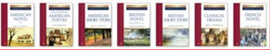 Companion to Literature Set, 6-Titles : 9-Volumes, , 0816072671