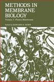 Methods in Membrane Biology : Volume 3 Plasma Membranes, Korn, Edward D., 1475702671