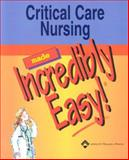 Critical Care Nursing 9781582552675