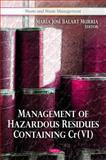 Management of Hazardous Residues Containing Cr(VI), , 1616682671