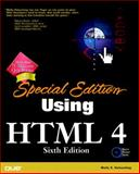 Special Edition Using HTML 4, Holzschlag, Molly E., 0789722674