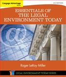 Cengage Advantage Books: Essentials of the Legal Environment Today, Miller, Roger LeRoy, 1305262670