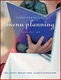 Fundamentals of Menu Planning, McVety, Paul J. and Ware, Bradley J., 0470072679