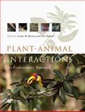 Plant Animal Interactions 9780632052677