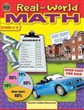Real-World Math, Genene Rhodes, 0743932676