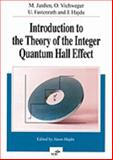 Introduction to the Theory of the Integer Quantum Hall Effect, Janssen, M., 3527292675