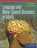 Language and Motor Speech Disorders in Adults 3rd Edition