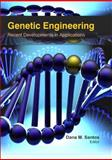 Genetic Engineering : Recent Developments in Applications, , 1926692675
