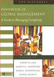 The Blackwell Handbook of Global Management : A Guide to Managing Complexity, , 1405152672