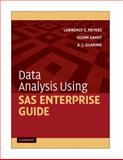 Data Analysis Using SAS Enterprise Guide 9780521112680