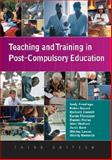 Teaching and Training in Post-Compulsory Education, Armitage, Andy and Bryant, Robin, 0335222684