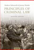 Principles of Criminal Law, Ashworth, Andrew and Horder, Jeremy, 0199672687