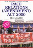 The Race Relations Amendment Act 2000, Hill, Henrietta, 1841742686