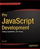 Pro JavaScript Development, Dennis Odell, 1430262680