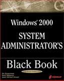 Windows 2000 Server Systems Administrator's Black Book, Paul Taylor, 1576102688