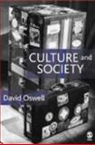 Culture and Society : An Introduction to Cultural Studies, Oswell, David, 0761942688