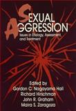 Sexual Aggression, Donald Hall, 1560322683