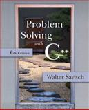 Problem Solving with C++, Walter Savitch, 0321412699