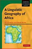 A Linguistic Geography of Africa, , 0521182697