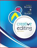 Creative Editing, Bowles, Dorothy A. and Borden, Diane L., 1439082693