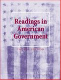 Readings in American Government, Shelley, Mack C. and Swift, Jamie, 0534592694