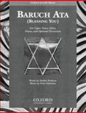Baruch Ata (Blessing You), , 0193862697