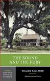 The Sound and the Fury, Faulkner, William, 0393912698