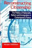 Reconstructing Citizenship 9780791442692