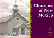 Churches of New Mexico Postcards, Museum of New Mexico Press Staff, 0890132690