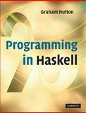 Programming in Haskell, Hutton, Graham, 0521692695