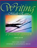 Writing Made Easy : A Practical Approach, South Texas Community College, 0757552692