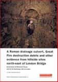A Roman Drainage Culvert, Great Fire Destruction Debris and Other Evidence from Hillside Sites North-East of London Bridge : Excavations at Monument House and 13-21 Eastcheap, City of London, Blair, Ian and Sankey, David, 1901992691