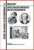 Aufsätze zum Deutschunterricht und zur Literaturdidaktik, Kreft, Jürgen, 3631592698