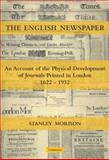 The English Newspaper, 1622-1932 9780521122696
