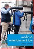 Media and Entertainment Law 2/e, Smartt, Ursula, 0415662699
