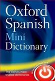 Oxford Spanish Mini Dictionary, Oxford Dictionaries, 0199692696